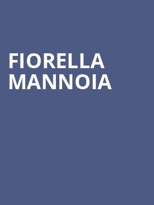 Fiorella Mannoia at Town Hall Theater