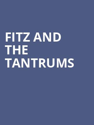 Fitz%20and%20The%20Tantrums at Roseland Ballroom