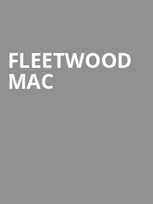 Fleetwood%20Mac at Madison Square Garden