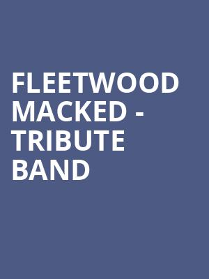 Fleetwood Macked - Tribute Band at New York City Winery