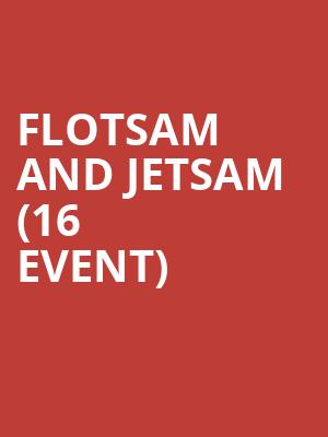 Flotsam and Jetsam (16+ Event) at Gramercy Theatre