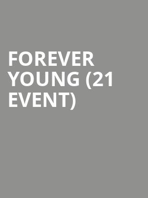 Forever Young (21+ Event) at Mercury Lounge