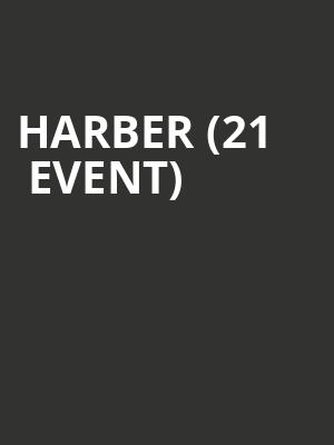 Harber (21+ Event) at Mercury Lounge