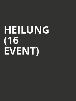 Heilung (16+ Event) at Webster Hall