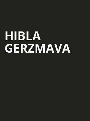 Hibla Gerzmava at Isaac Stern Auditorium