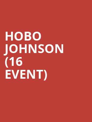 Hobo Johnson (16+ Event) at Playstation Theater