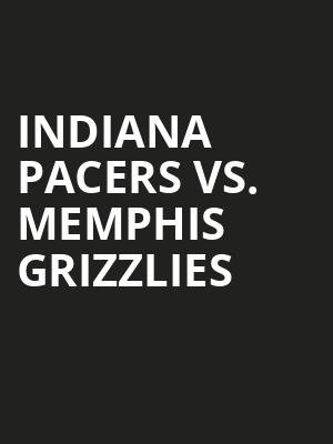 Indiana%20Pacers%20vs.%20Memphis%20Grizzlies at 13th Street Repertory Theater