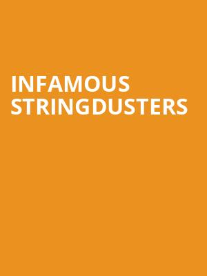 Infamous Stringdusters at Gramercy Theatre