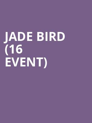 Jade Bird (16+ Event) at Webster Hall