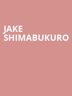 Jake%20Shimabukuro at Highline Ballroom