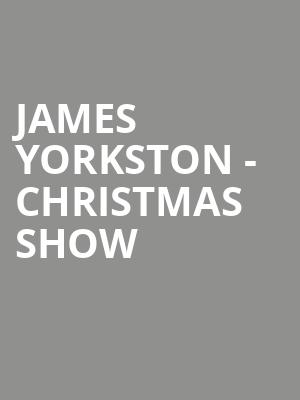 James Yorkston - Christmas Show at Bergen Performing Arts Center