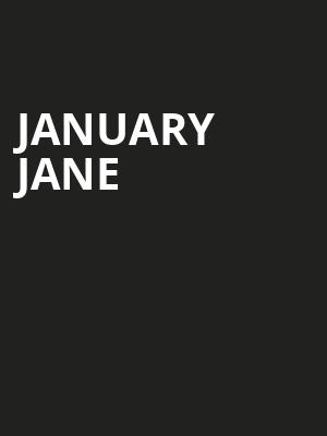 January Jane at Gramercy Theatre