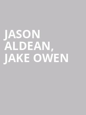 Jason%20Aldean,%20Jake%20Owen%20 at Madison Square Garden