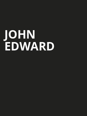 John Edward at Wings Theater