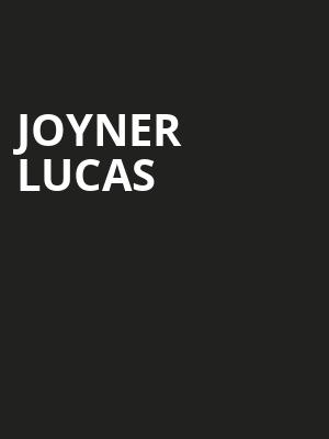 Joyner Lucas at Gramercy Theatre