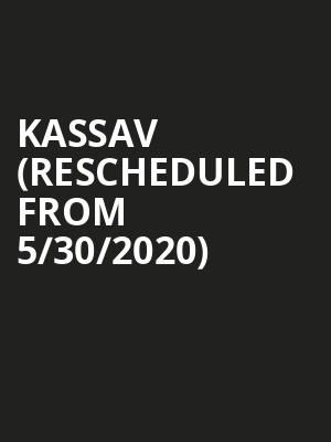 Kassav (Rescheduled from 5/30/2020) at Theater at Madison Square Garden