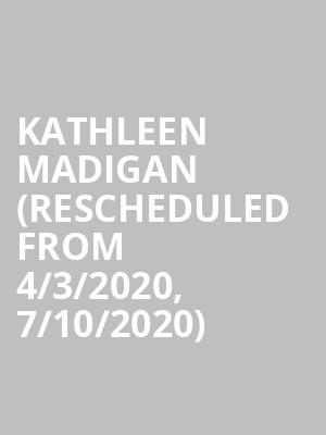 Kathleen Madigan (Rescheduled from 4/3/2020, 7/10/2020) at Chase Room