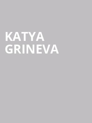Katya%20Grineva at Isaac Stern Auditorium