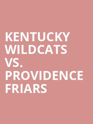 Kentucky%20Wildcats%20vs.%20Providence%20Friars at Barclays Center