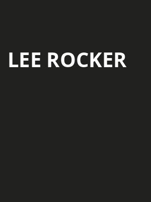 Lee%20Rocker at B.B. King Blues Club