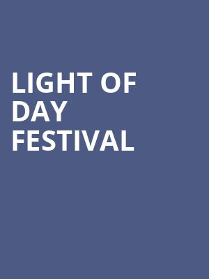 Light of Day Festival at Paramount Theatre