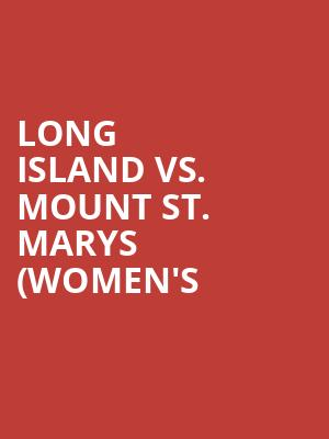 Long%20Island%20vs.%20Mount%20St.%20Marys%20(Women's%20 at Barclays Center