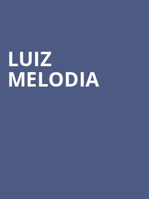 Luiz Melodia at Concert Hall At Suny Purchase