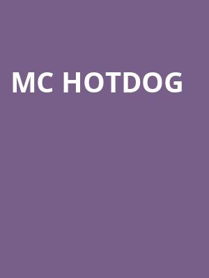 MC HotDog at Webster Hall