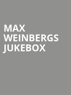 Max Weinbergs Jukebox at Bethel Woods Center For The Arts