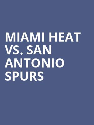 Miami%20Heat%20vs.%20San%20Antonio%20Spurs at Kraine Theater