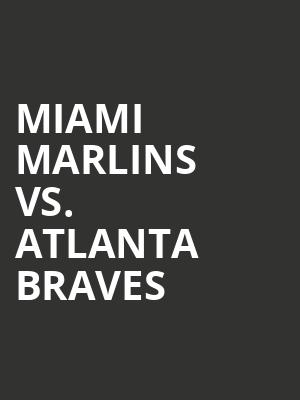 Miami%20Marlins%20vs.%20Atlanta%20Braves at 14th Street Y Theater