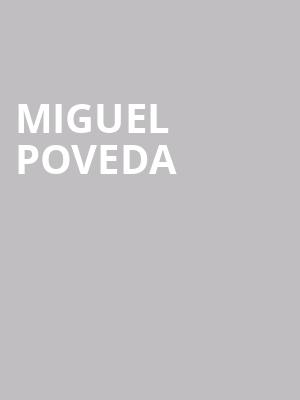 Miguel Poveda at Town Hall Theater