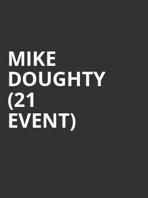 Mike Doughty (21+ Event) at Mercury Lounge