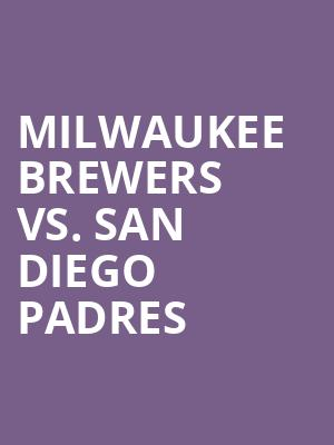 Milwaukee%20Brewers%20vs.%20San%20Diego%20Padres at 13th Street Repertory Theater