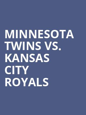 Minnesota%20Twins%20vs.%20Kansas%20City%20Royals at Wings Theater