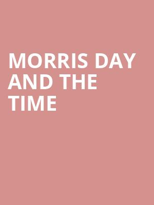 Morris%20Day%20and%20The%20Time at B.B. King Blues Club