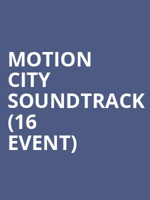 Motion City Soundtrack (16+ Event) at Webster Hall