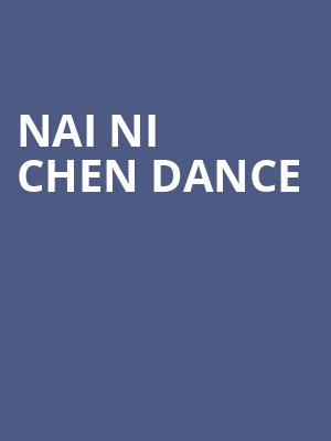 Nai Ni Chen Dance at Chase Room