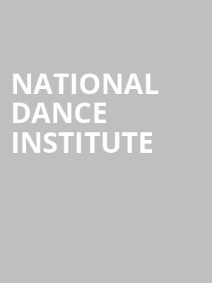 National Dance Institute at Victoria Theater