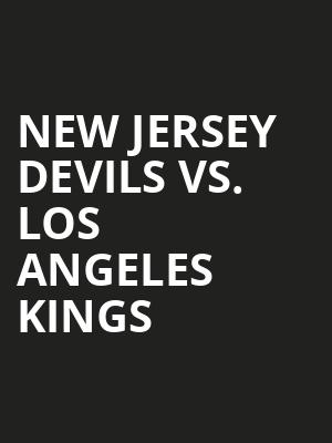 New%20Jersey%20Devils%20vs.%20Los%20Angeles%20Kings at Prudential Center