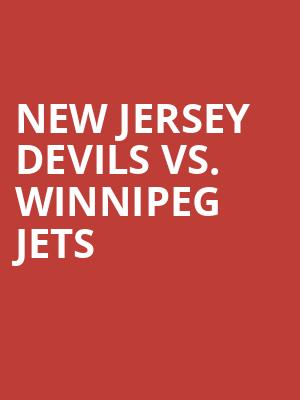 New%20Jersey%20Devils%20vs.%20Winnipeg%20Jets at Prudential Center