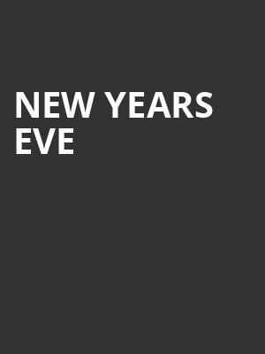 New Years Eve at David Geffen Hall at Lincoln Center