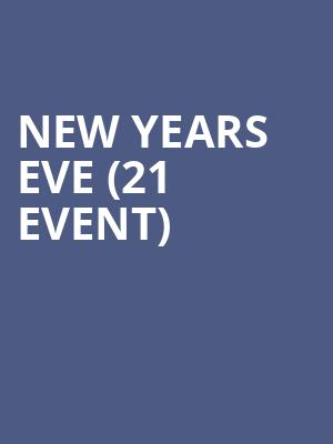 New Years Eve (21+ Event) at Webster Hall