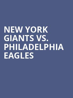 New%20York%20Giants%20vs.%20Philadelphia%20Eagles at Gallery MC