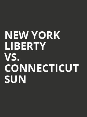 New%20York%20Liberty%20vs.%20Connecticut%20Sun at Prudential Center