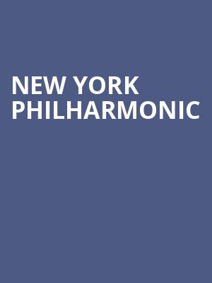 New%20York%20Philharmonic at Avery Fisher Hall