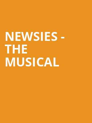 Newsies%20-%20The%20Musical at Nederlander Theater