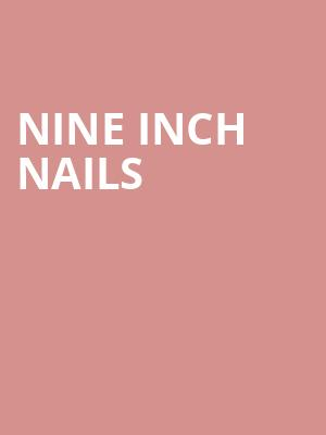 Nine%20Inch%20Nails at Prudential Center
