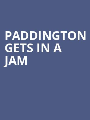 Paddington Gets in a Jam at DR2 Theater