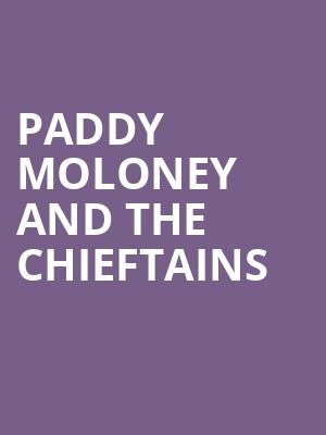 Paddy Moloney and The Chieftains at Town Hall Theater